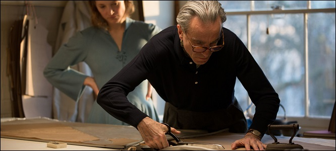 Phantom Thread - Critique
